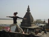 On the sacred Ganga river...Varanassi, India 2012
