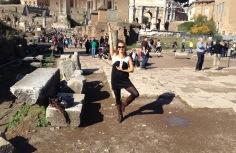 Vestal Virgins Site, Roman Forum, Rome