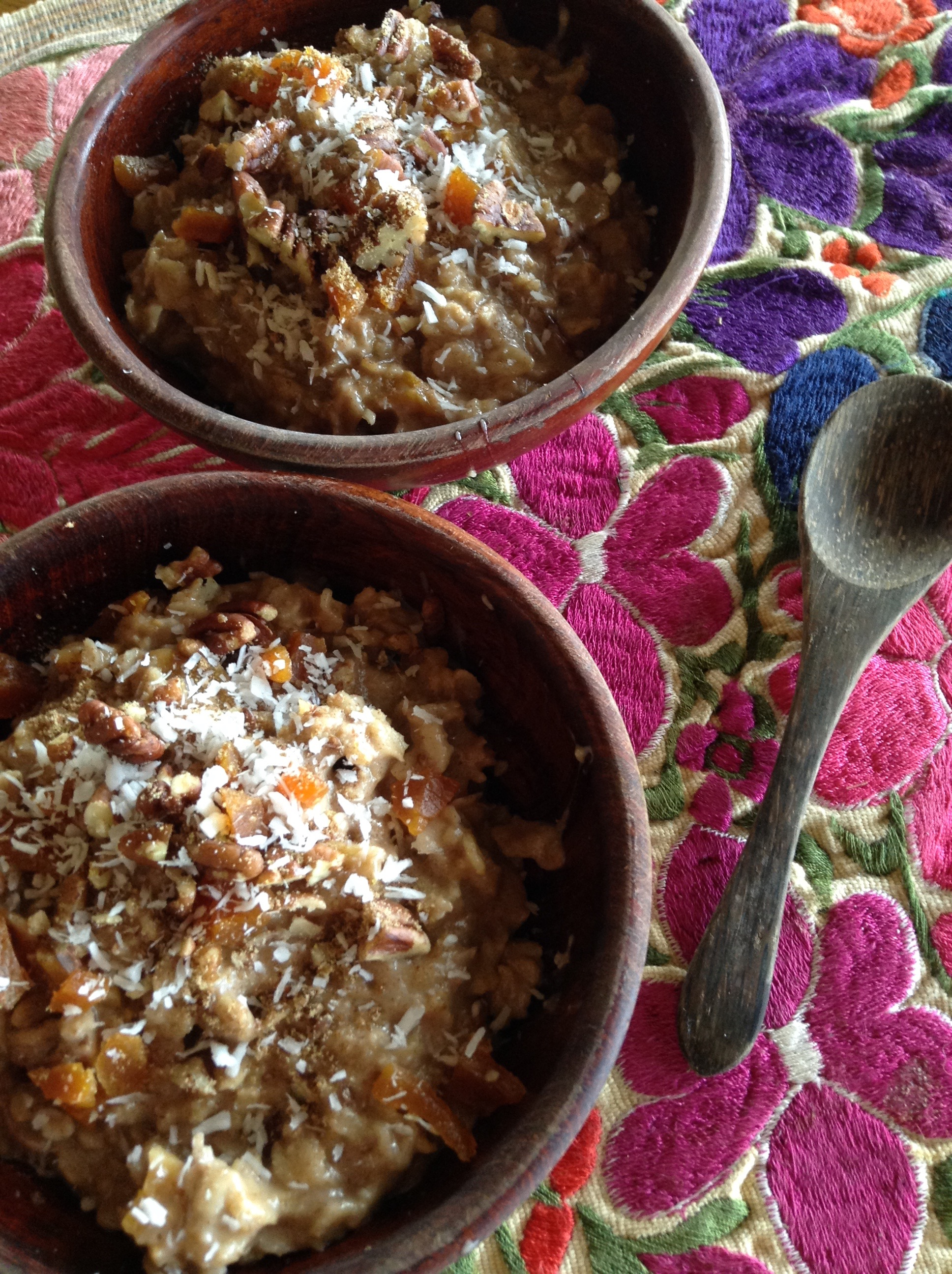 ayurvedic oats 1